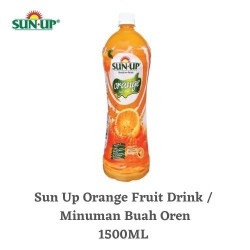 Sun Up 1.5L Orange with pulp Ready-To-Drink Fruit Drink