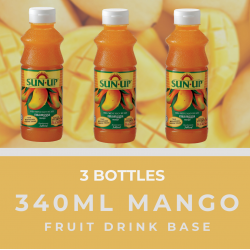 Sun Up 340ml Mango Fruit Drink Base Concentrate
