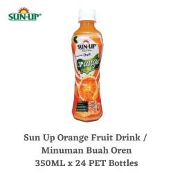 24Bottles SUN UP READY-TO-DRINK Orange Fruit Drink