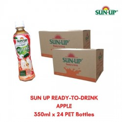 24Bottles SUN UP READY-TO-DRINK Apple Fruit Drink
