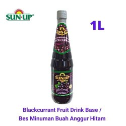 Sun Up Gold 1000ml Blackcurrant Fruit Drink Base Concentrate