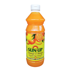 Sun Up 850ml Orange with Mango Fruit Drink Base Concentrate