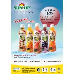 Sun Up 350ml Mango Ready-To-Drink Fruit Drink