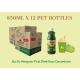 12Bottles Sun Up Honeydew Fruit Drink Base concentrate